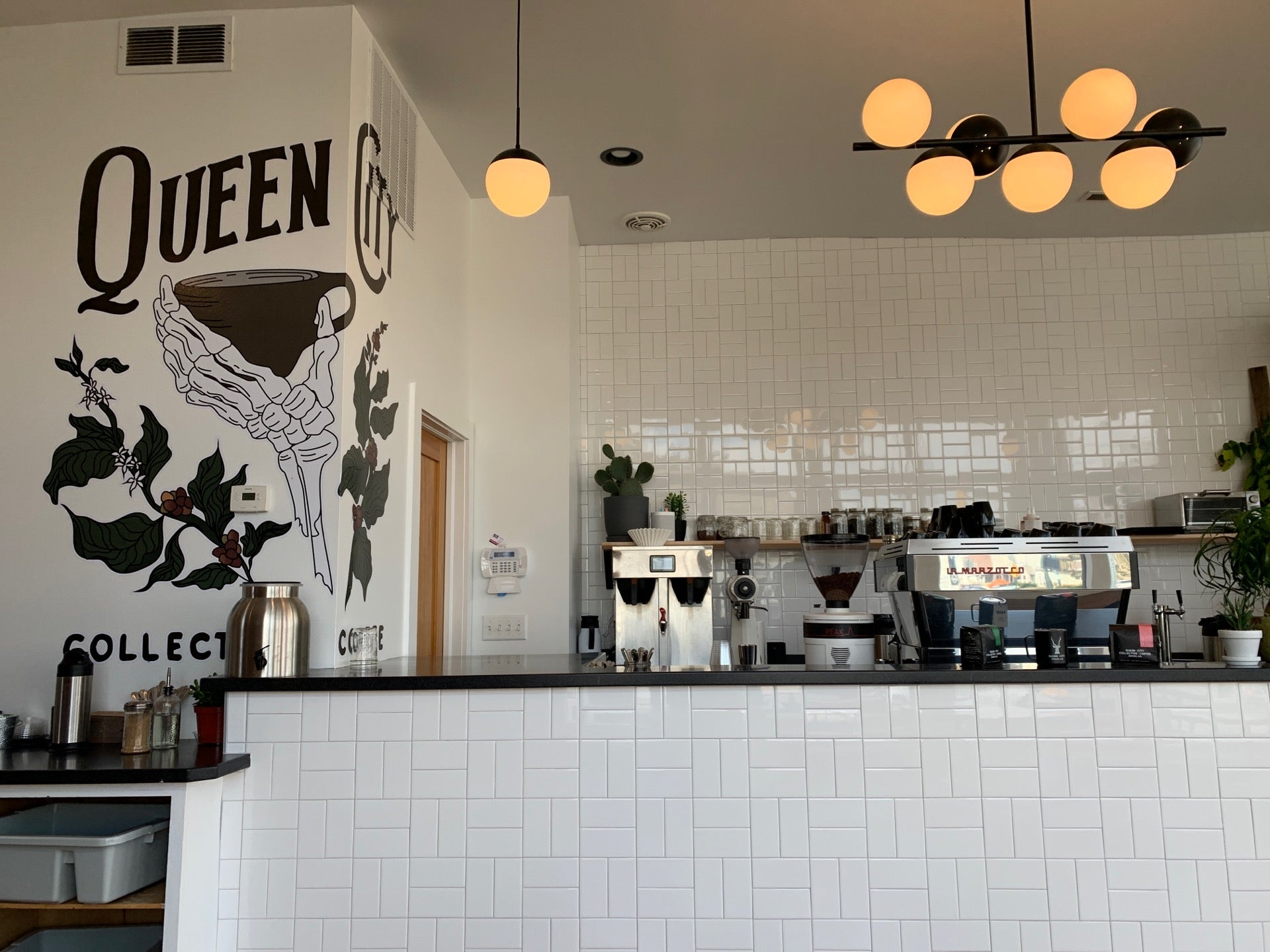 Checked in at Queen City Coffee Collective
