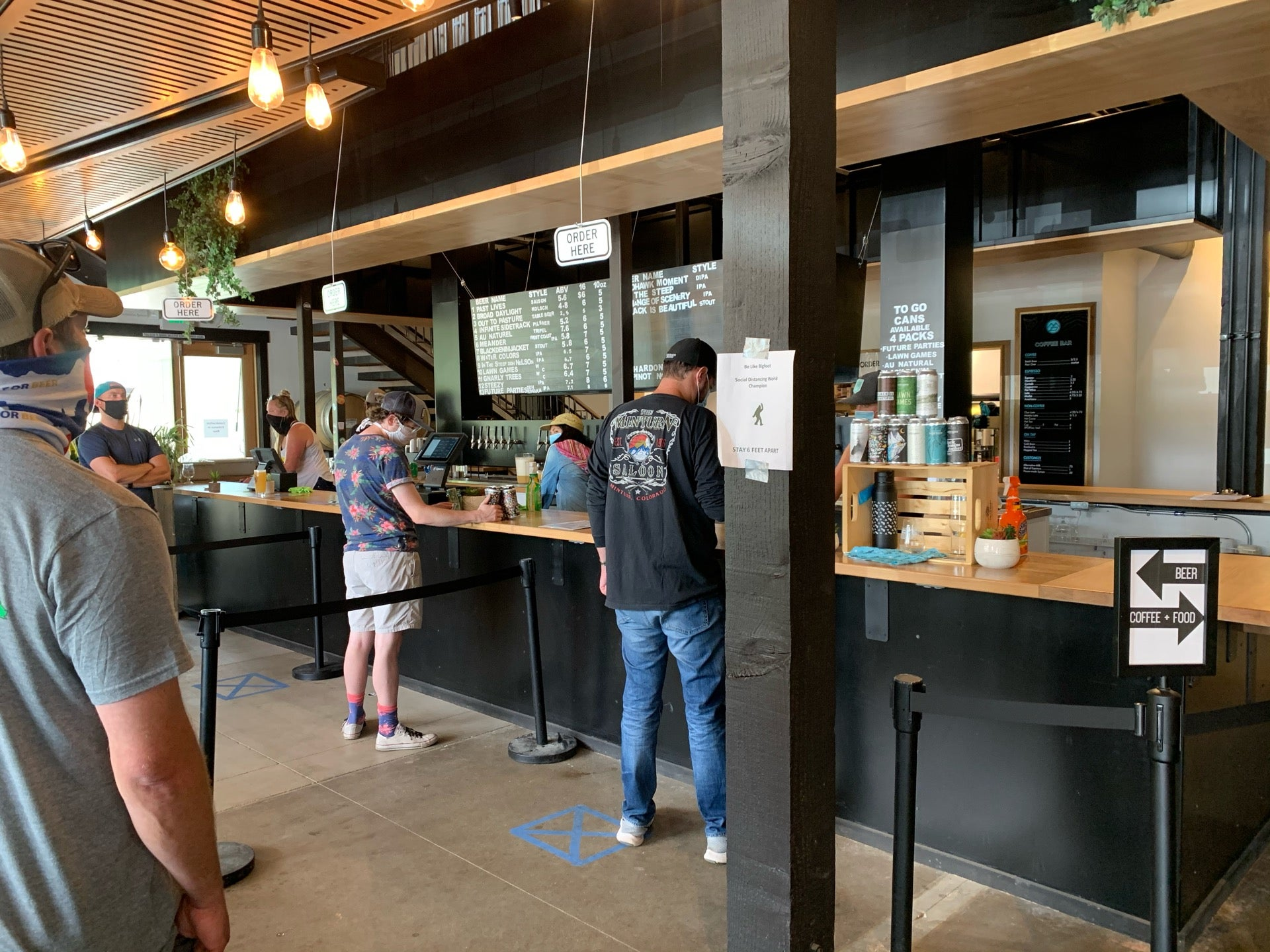 Checked in at Outer Range Brewing