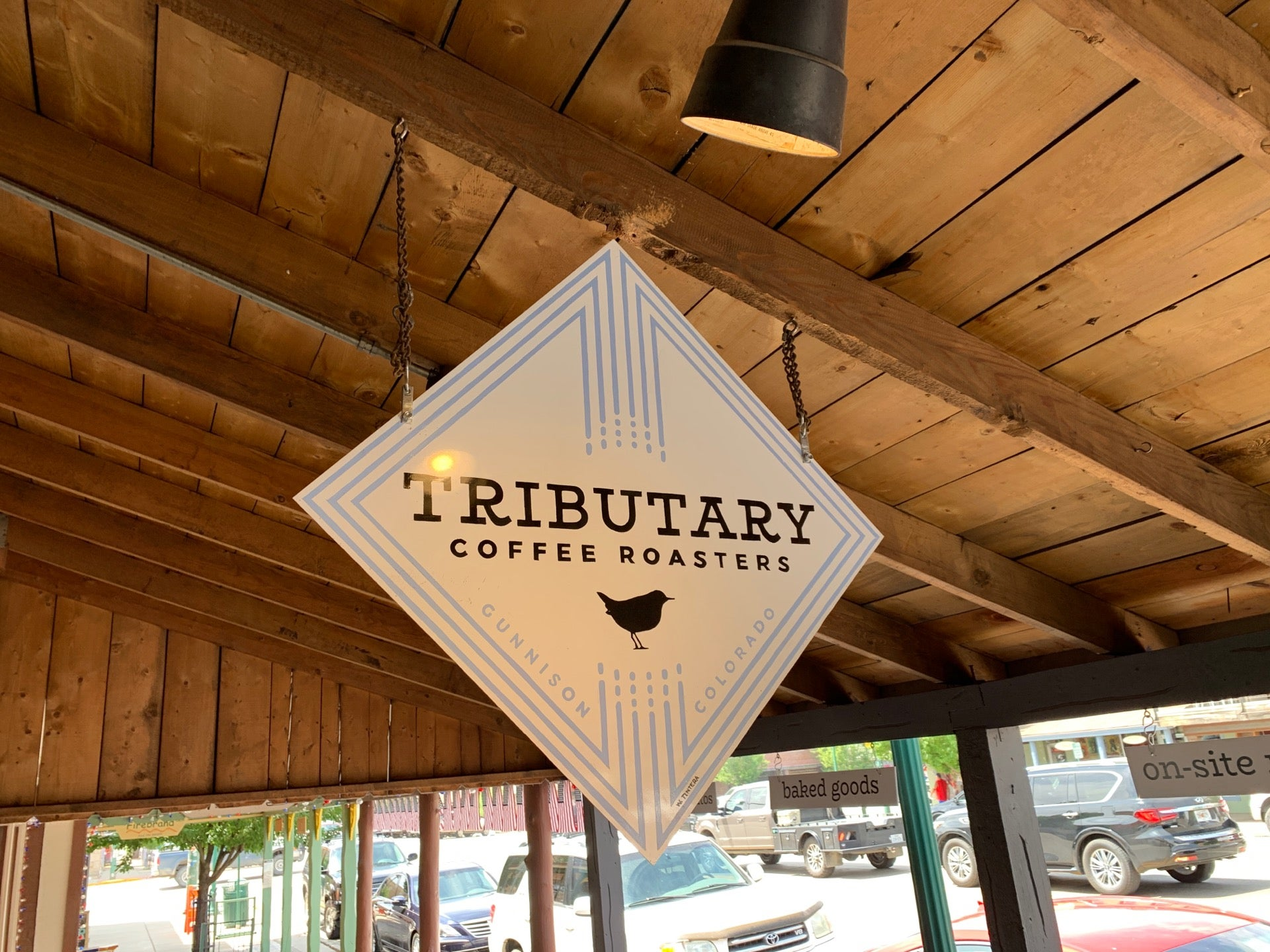 Checked in at Tributary Roasters