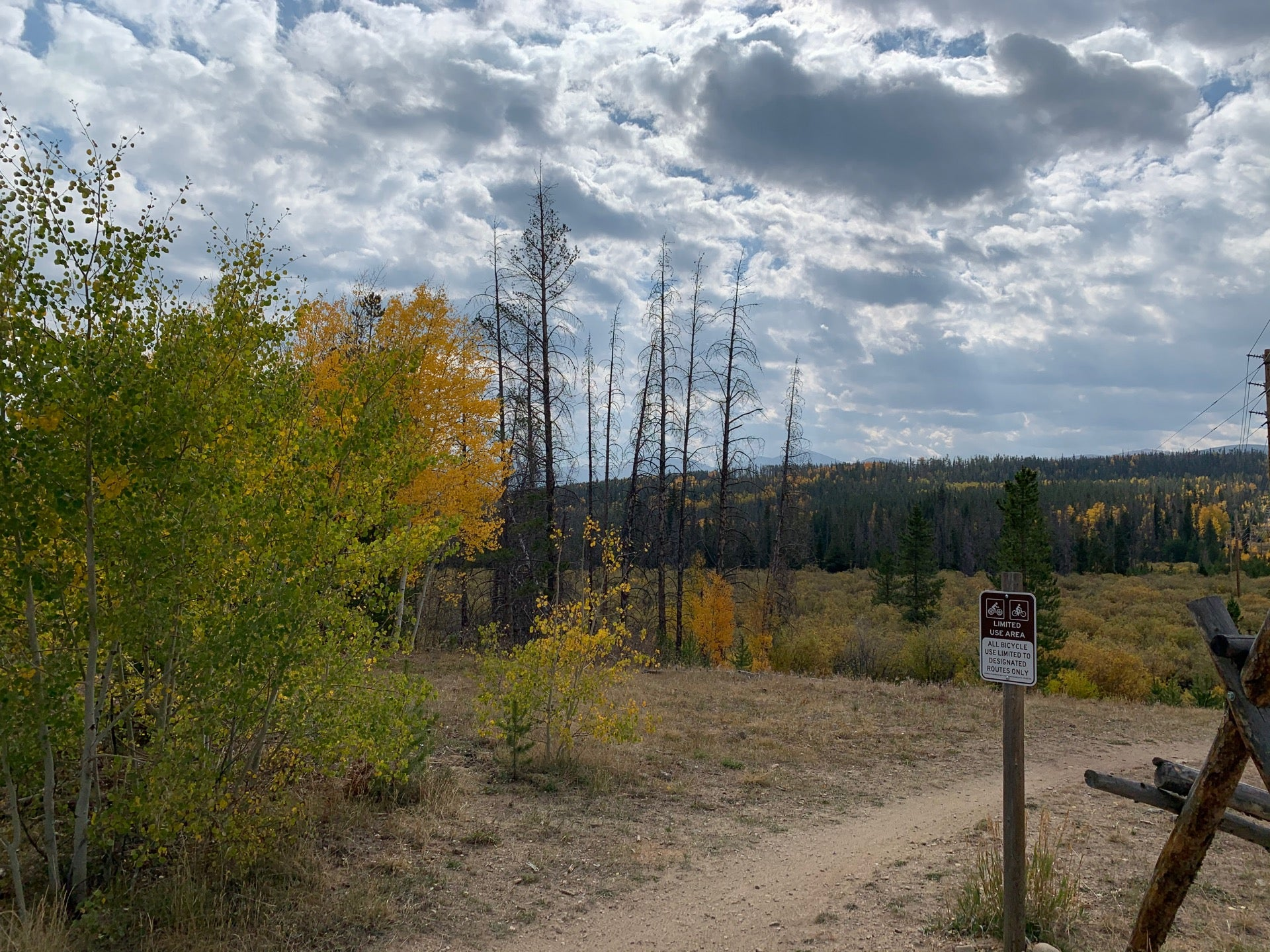 Checked in at Creekside Mountain Bike Loop