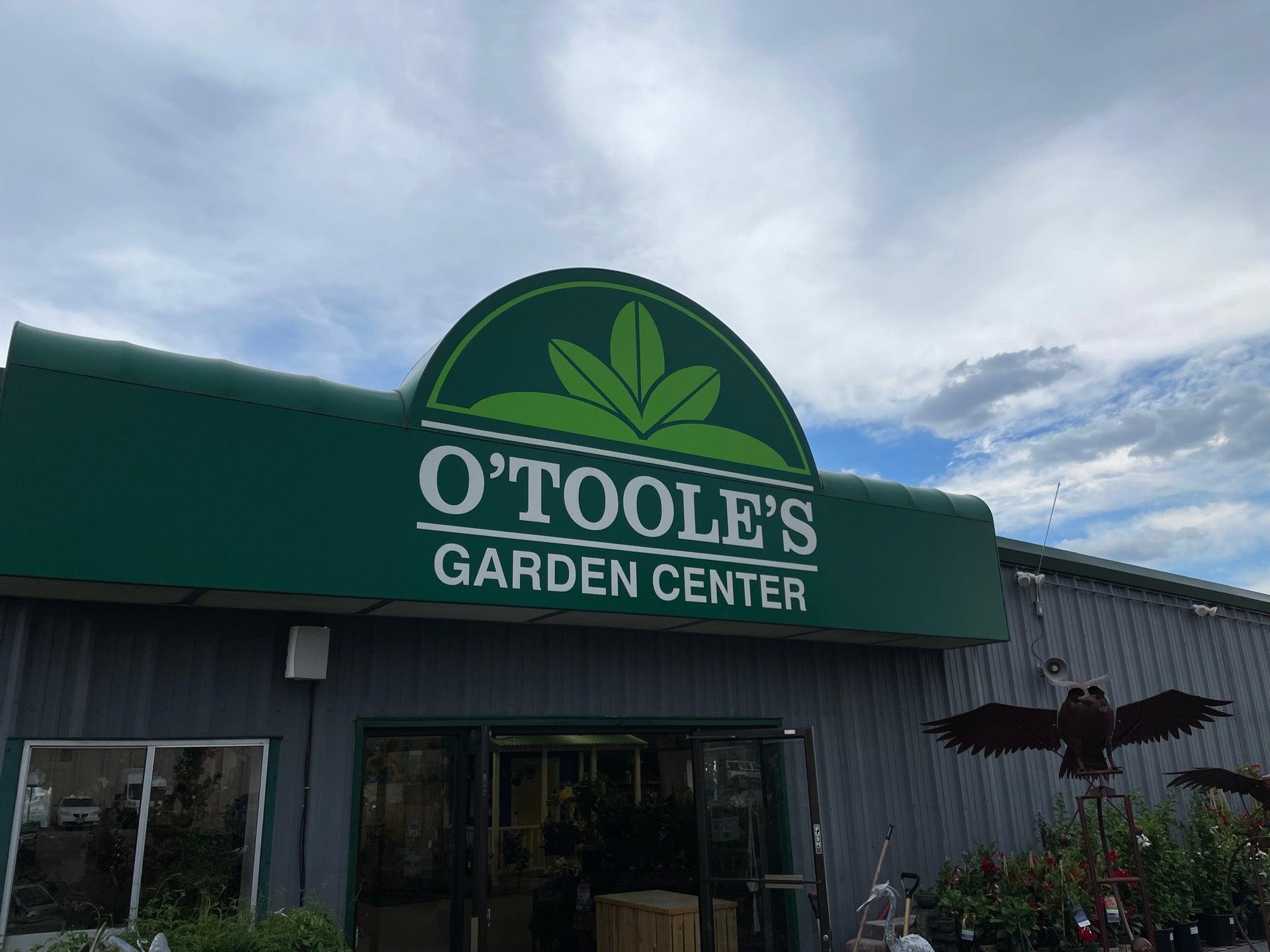 Checked in at O'Toole's Garden Center