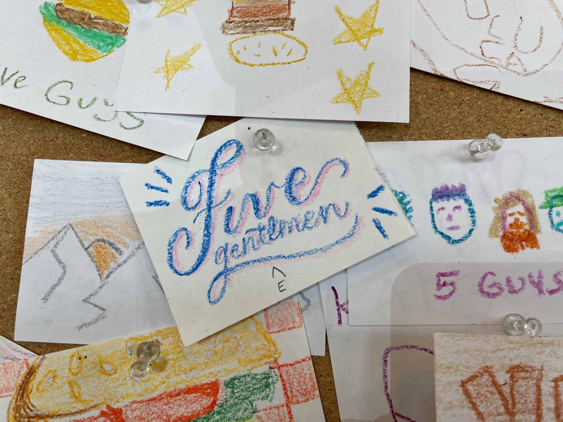 Checked in at Five Guys