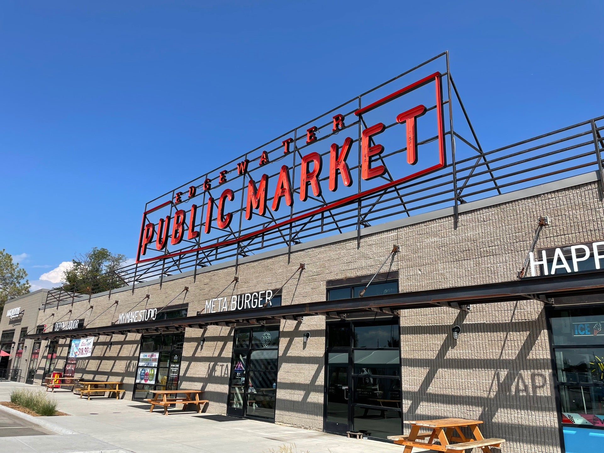 Checked in at Edgewater Public Market