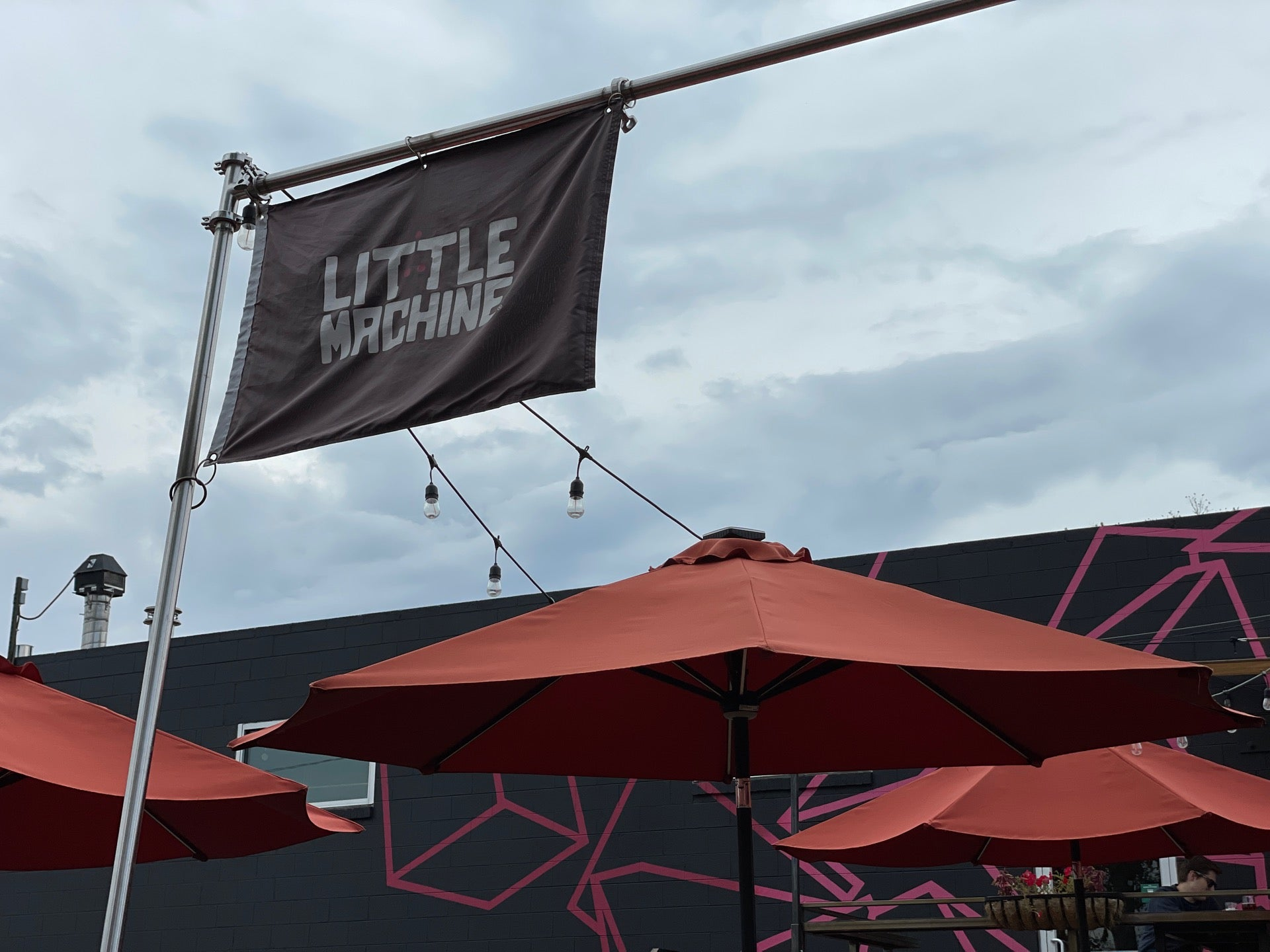 Checked in at Little Machine Beer