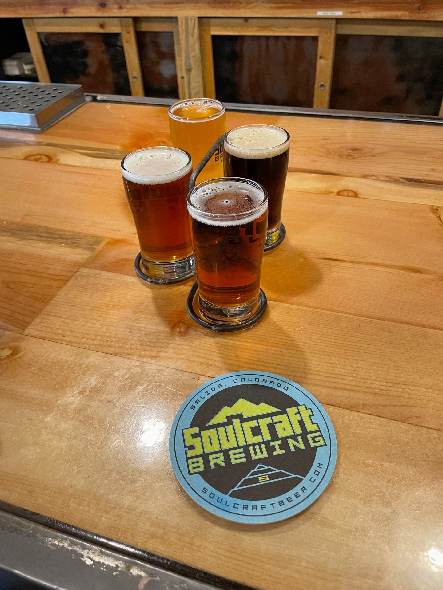 Checked in at Soulcraft Brewing